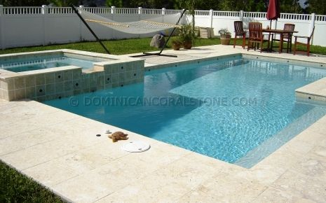 White Patio Stone | White Coral Tile White Coral Tile Pool Deck Read More