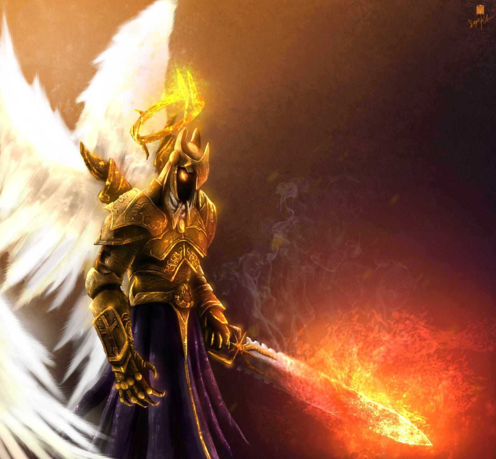 гвардия ангелов картинки люблю