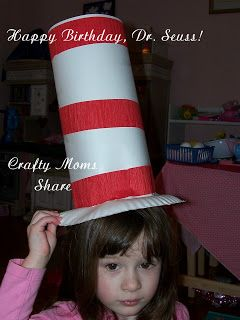 Crafty Moms Share: Happy Birthday, Dr. Seuss!