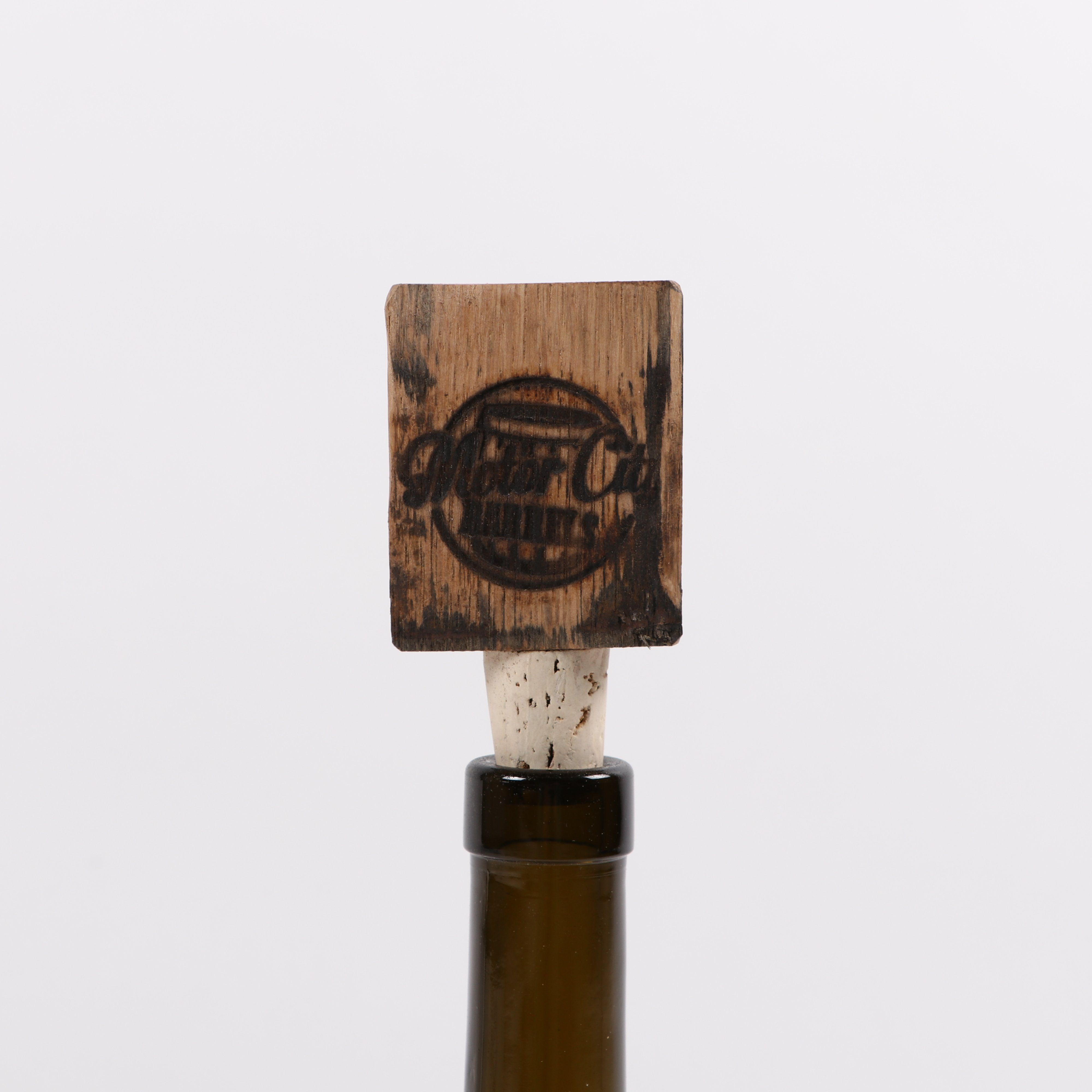Description Our whiskey barrel wood cork stoppers are perfect for ...