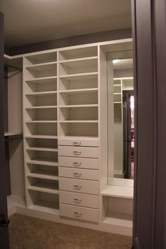 Home of Possibilities 2 - traditional - Closet - St Louis - Smarr Custom Homes
