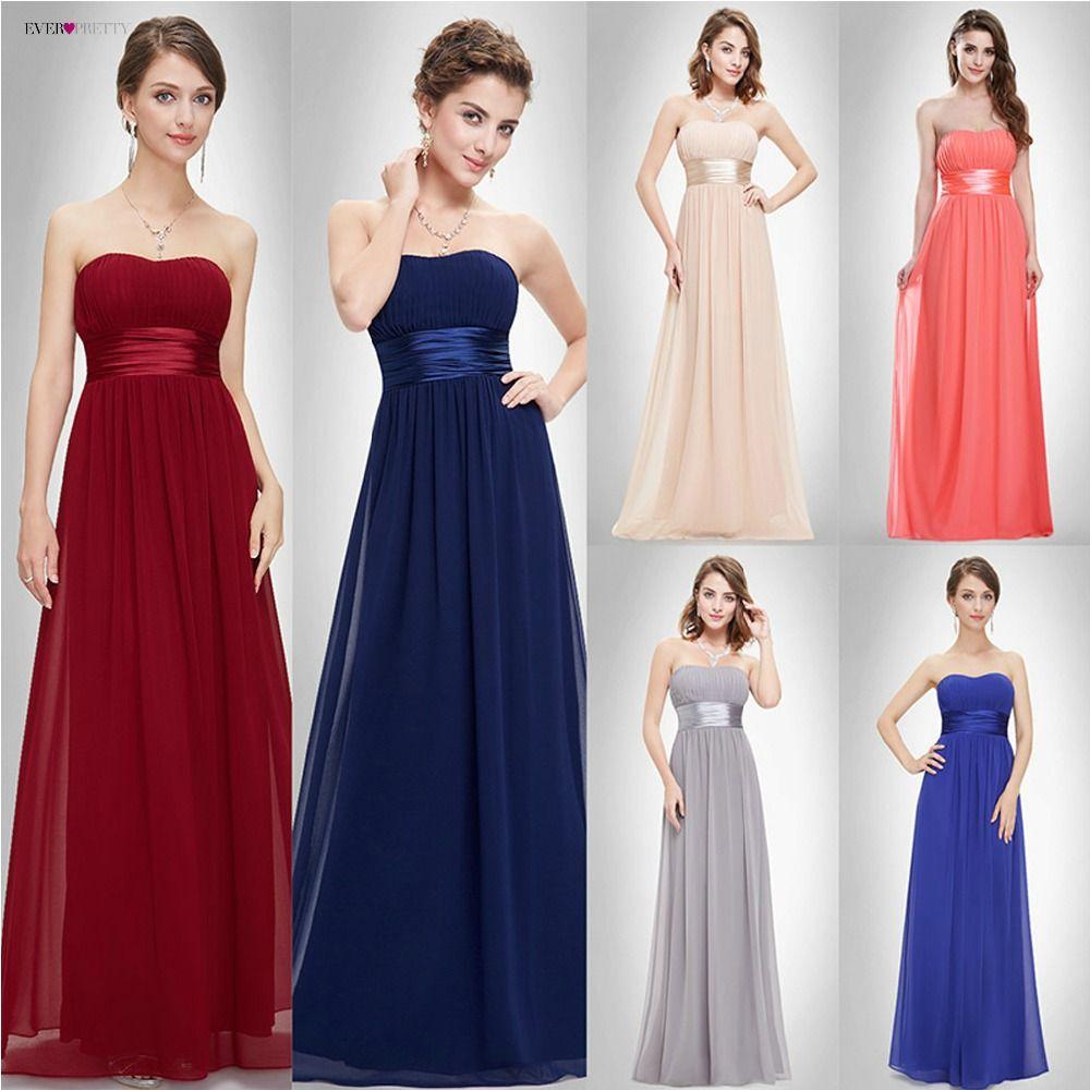 Burgundy bridesmaids dresses ep elegant gorgeous strapless