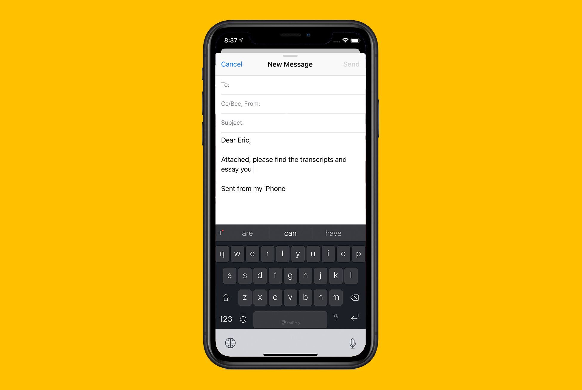 How to Install New Keyboards on Your iPhone Settings app