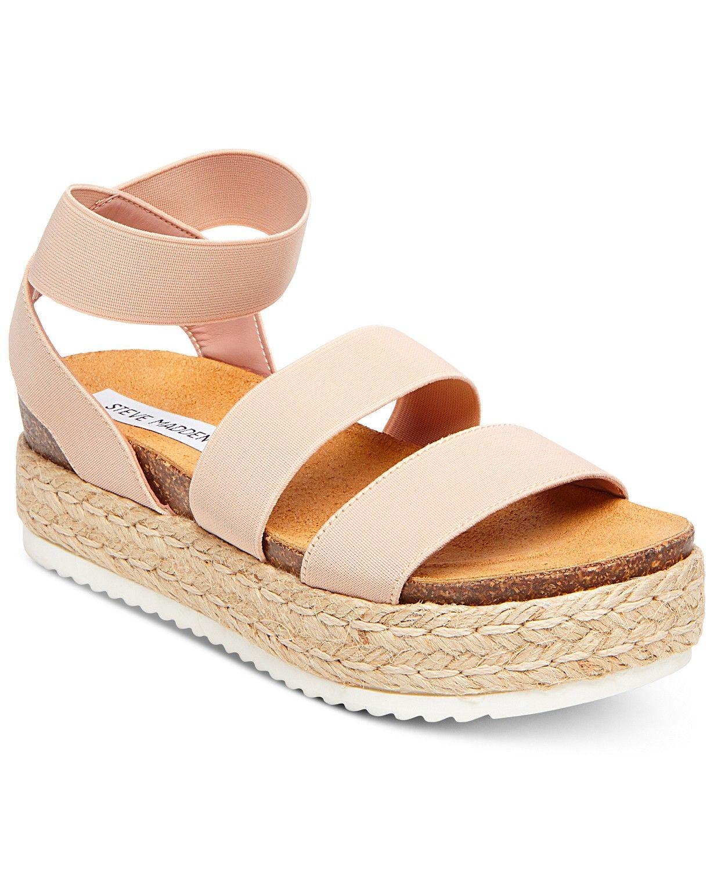 2c059e9914e Steve Madden Women Kimmie Flatform Espadrille Sandals in 2019 ...