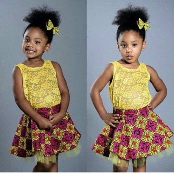 4ddd7404d 22 Super Stylish African Lace Styles For Kids