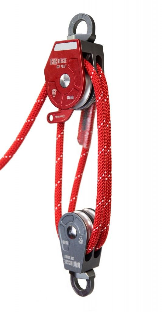 Csr Pulley System Pulleys Rope Amp Carabiners Cmc Rescue Pulley Camping Gear Survival Pully System