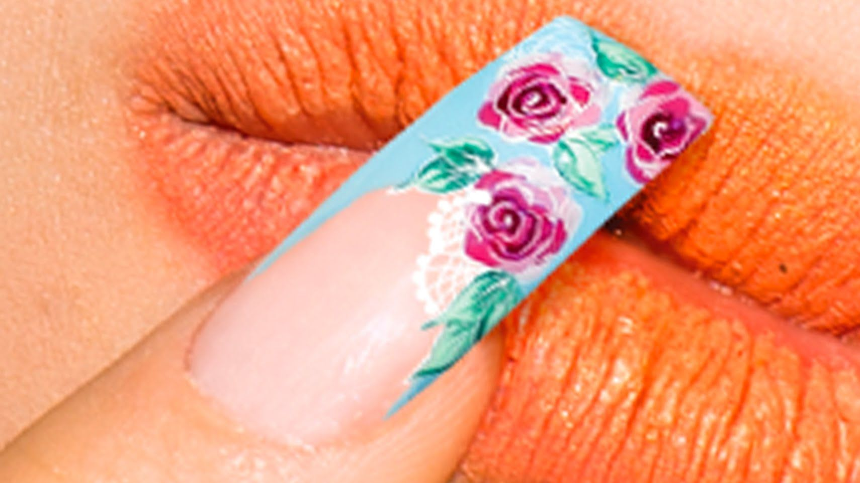 New Old Romantic - Nail Art | Artnails Express Yourself | Pinterest ...