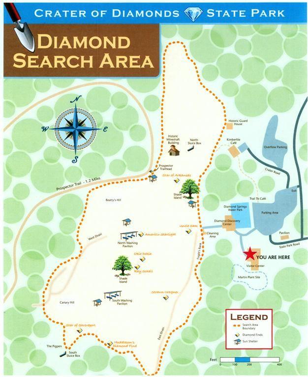 Arkansas State Parks ENewsletter  21141Crater Of Diamonds Newsletter
