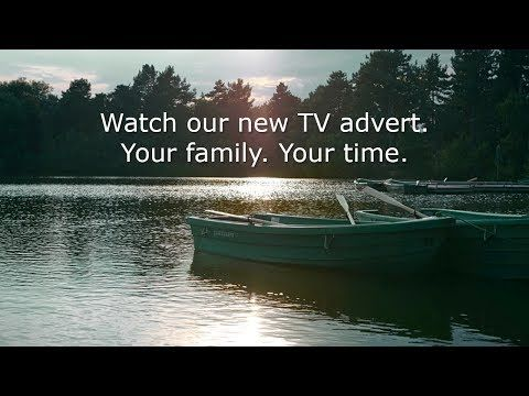 """Center Parcs """"Your Family. Your Time."""" 50"""" TV advert 2014 #myfamilymytime"""