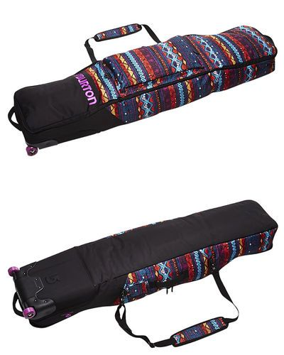 5d16c31a83 ( 169.95) BURTON WHEELIE GIG BAG 146CM SNOWBOARD BAG - ANTIGUA STRIPE I ve  wanted this for 3 years now and can t find it for sale anywhere   (