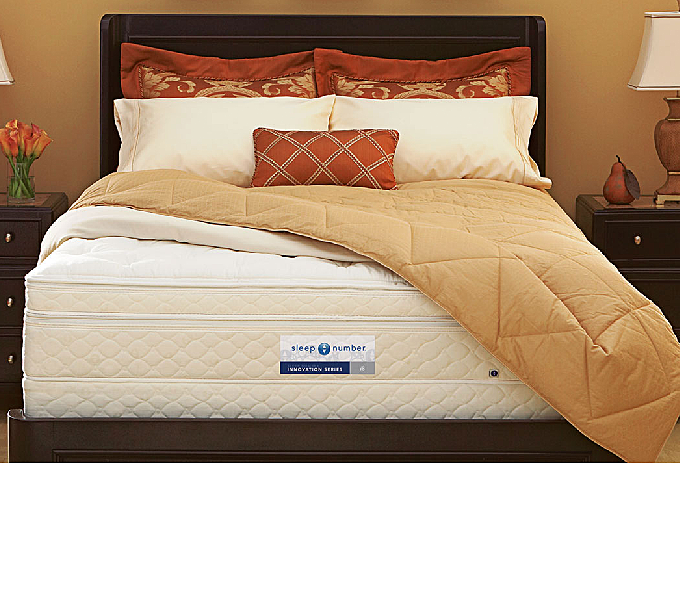 Sleep Number® Grand King Mattress Bed, Sleep number bed