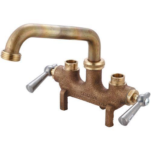 Centerset Laundry Faucet Faucet Brass Faucet Bathroom Sink Faucets