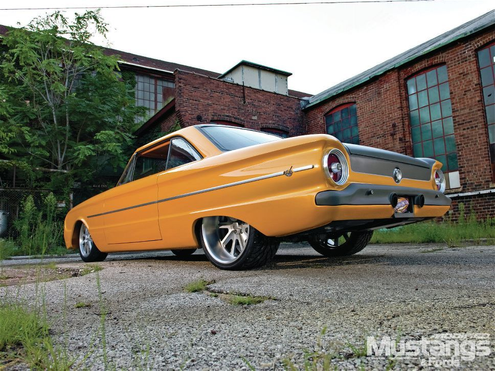 1963 Falcon