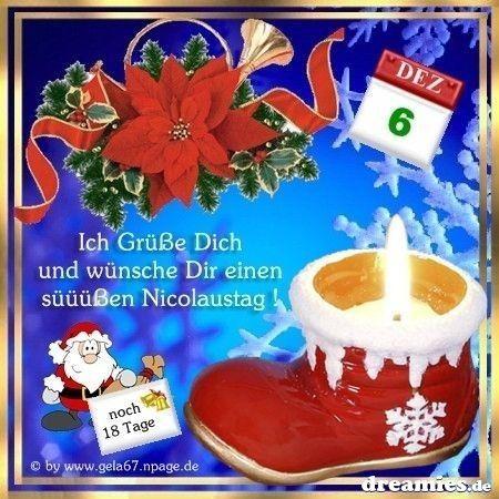 gb-bilder-claudia - Nikolaus #nikolaustagbilder