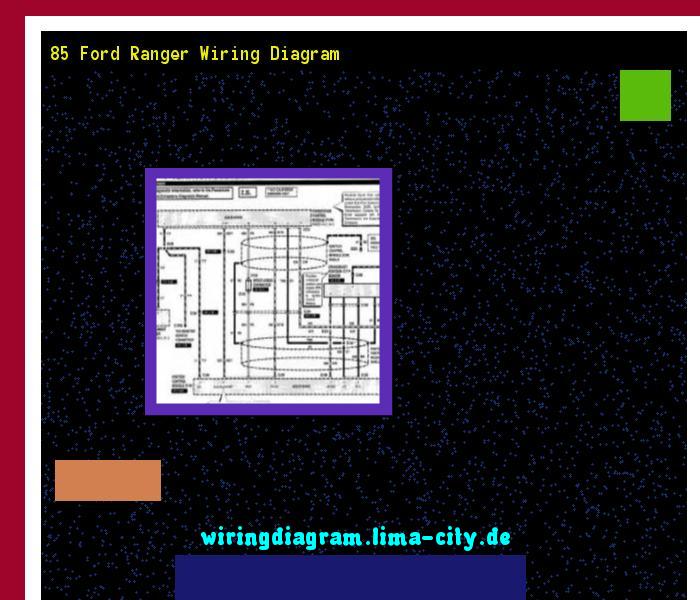 85 Ford Ranger Wiring Diagram Wiring Diagram 175714 Amazing Wiring Diagram Collection Ford Ranger Ranger Ford