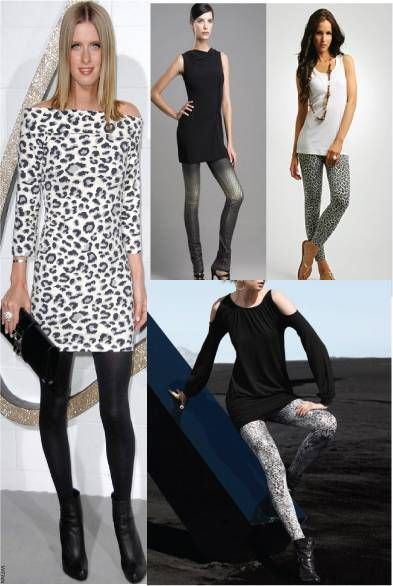 Dress With Leggings Photo Album - Reikian