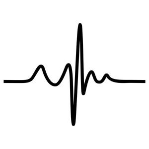 Silhouette Design Store 150974 Heartbeat Tattoo Archery Tattoo Theme Divider