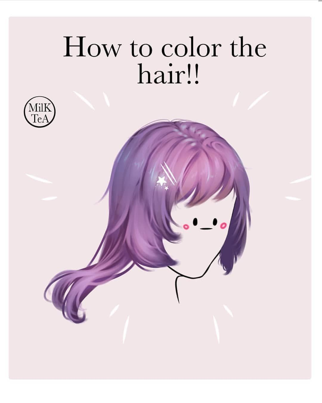 Tutorial Reference Feature On Instagram Credits To Taesqueen Follow Draw Tip Dm About Paid Feature Promotion Art Tutorials Tutorial Manga Drawing