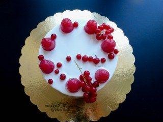 Ricetta Glassa lucida bianca o White mirror glaze recipe