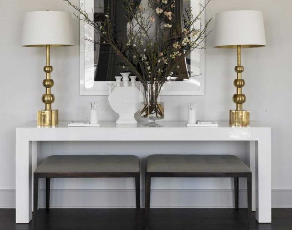 pin by insplosion on przedpokoj podloga dining room on small entryway console table decor ideas make a statement with your home s entryway id=69504