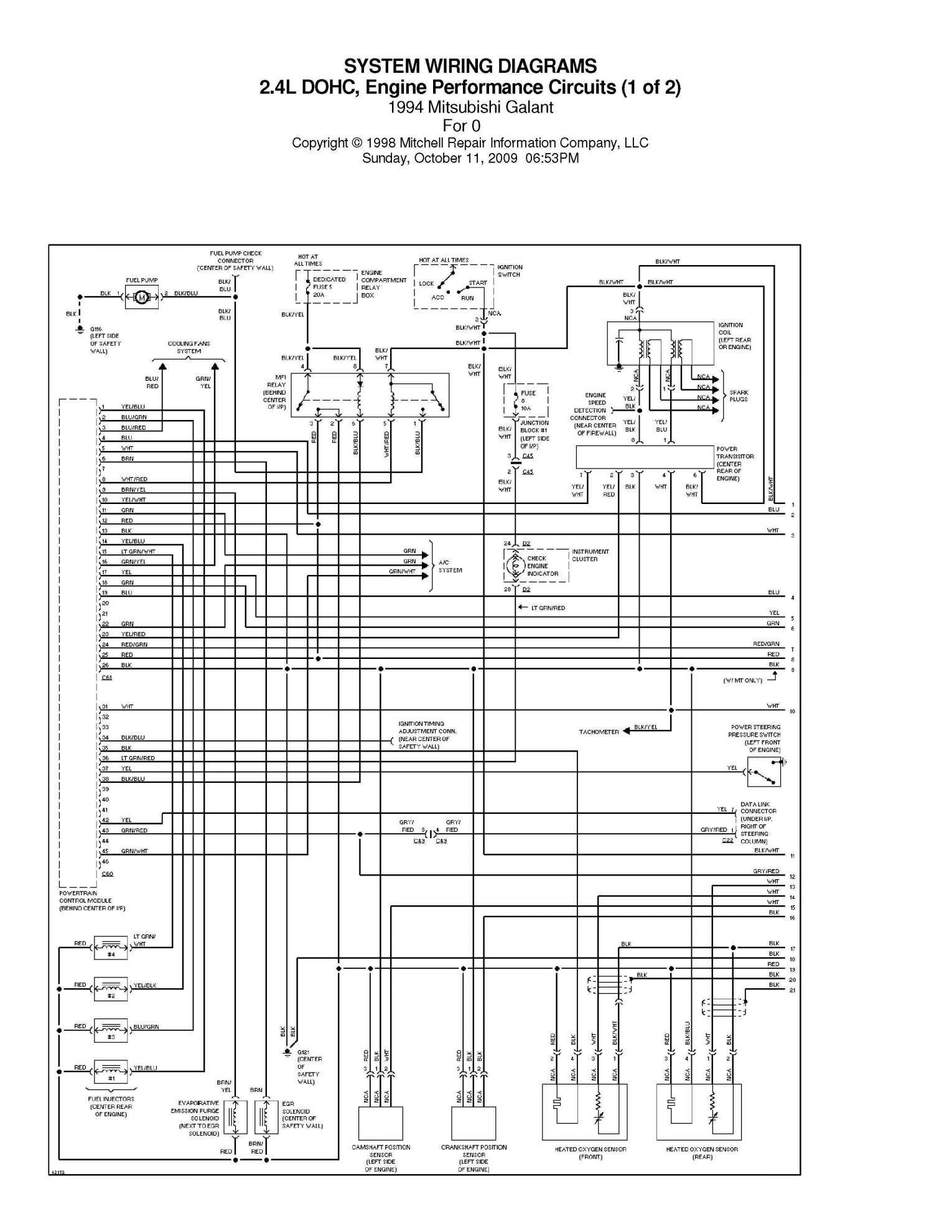 16  3000gt Engine Wiring Diagram -