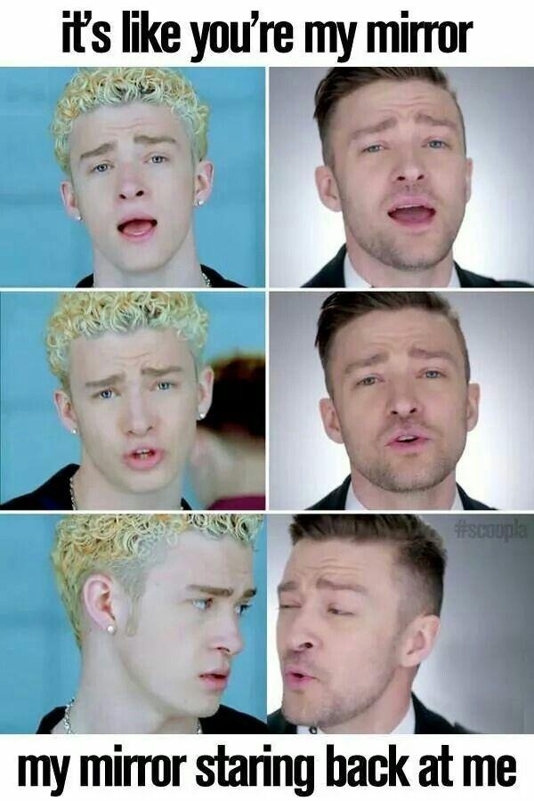 Justin Timberlake :)