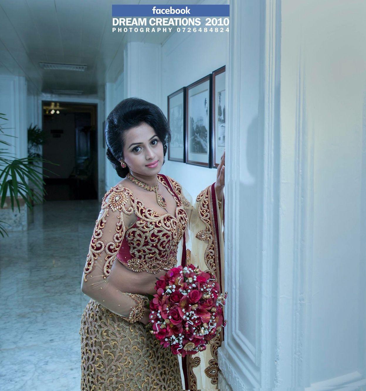 Wedding Hairstyle In Sri Lanka: Pin By Nipuni Haputhanthri On Pretty Brides Of Sri Lanka