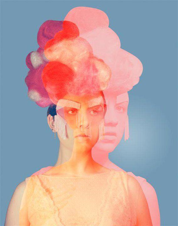 Model: Rhiannon Beckett  https://www.facebook.com/theemeraldparlour    Hair/make up/photo: The Emerald Parlour  Editing: Aaron Burch