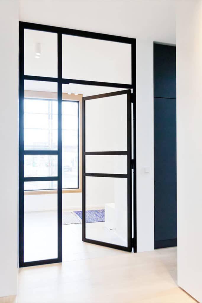 Stahl-Loft-Türen – N51E12 – design & manufacture