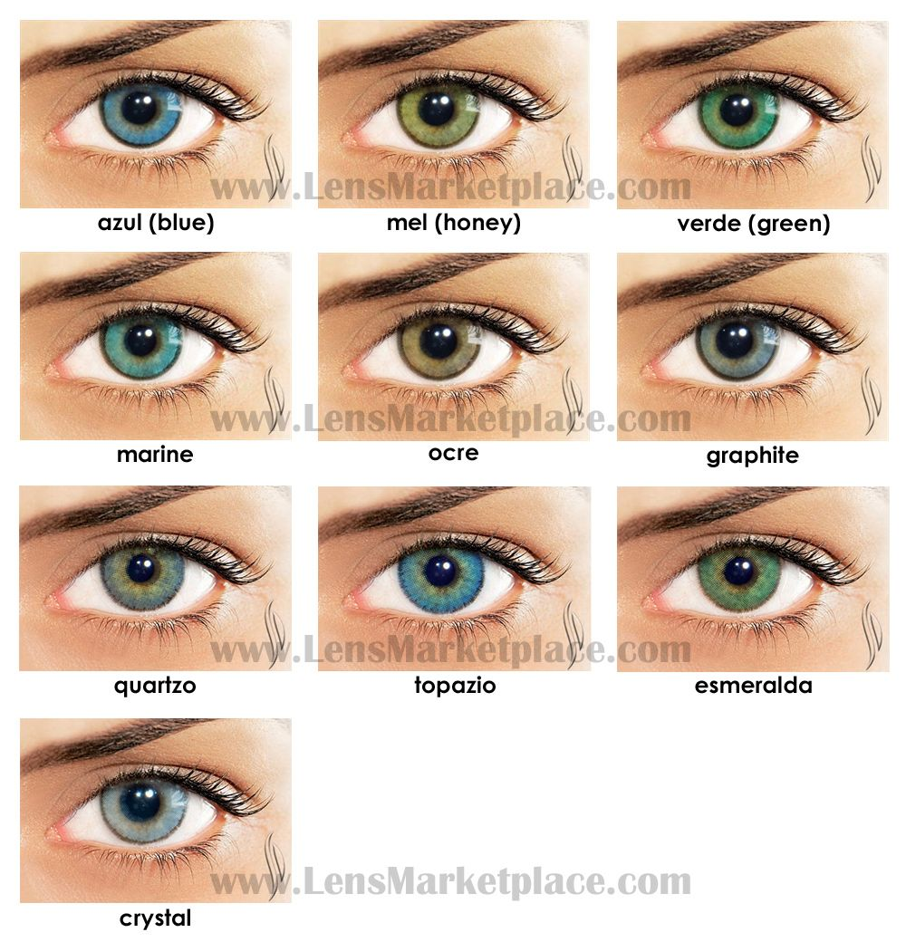 65fc30634d9 Solotica Hidrocharme Color Contact Lenses