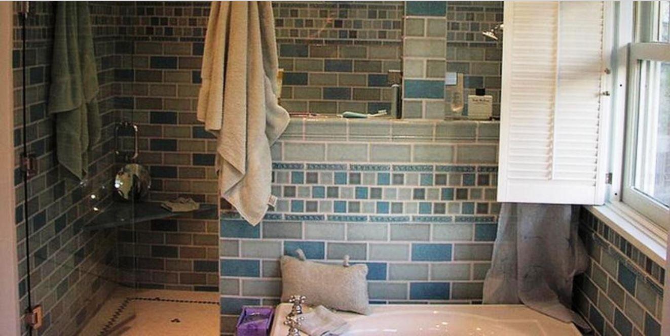 home-depot-bathroom-wall-and-floor-tile | Bathroom Tile | Pinterest