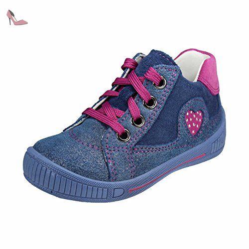 Chaussures Superfit bleues garçon 3pwGB