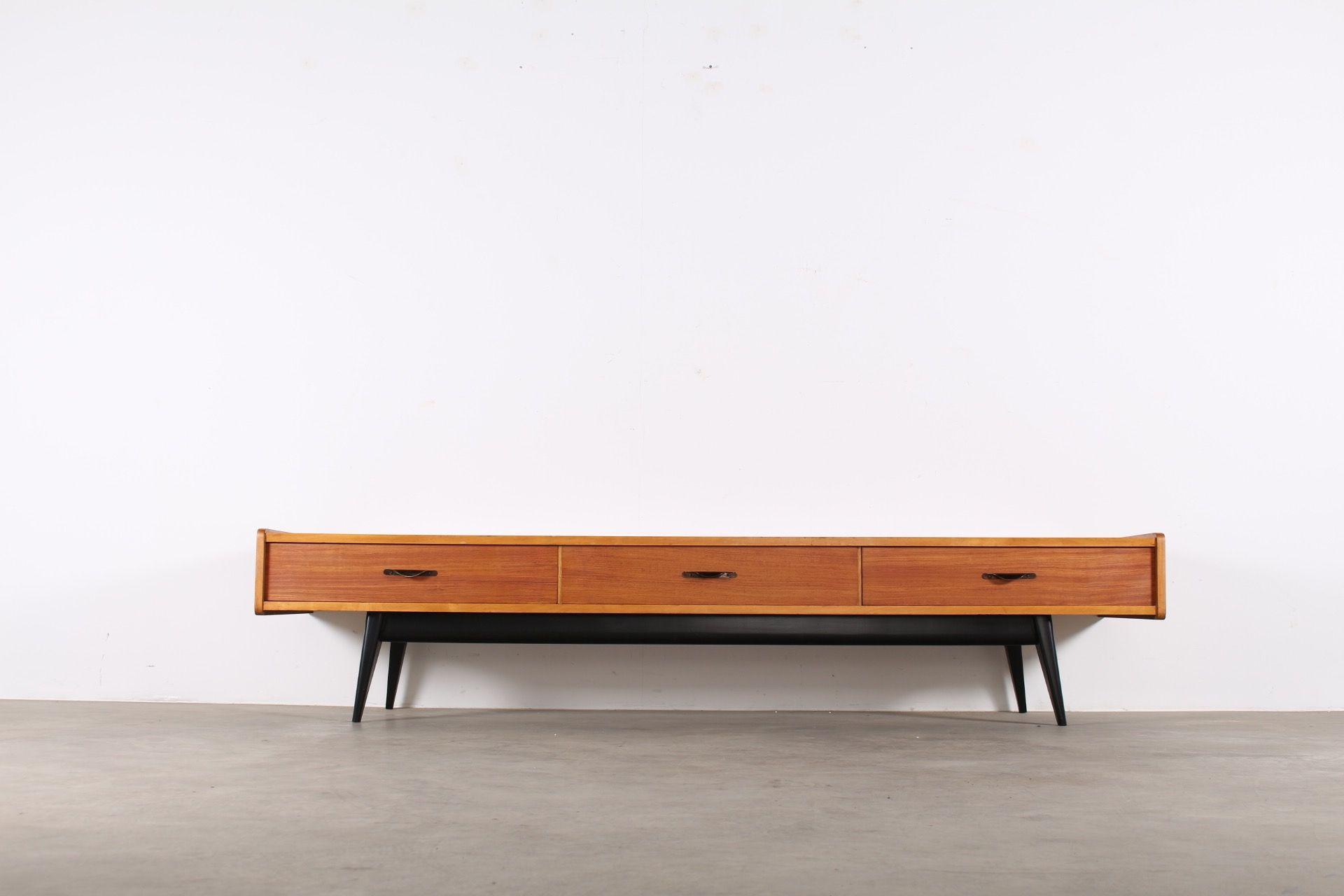 Sideboard Lowboard Buffet Meuble Tv Alfred Hendrickx Belform A Liege Mobilier De Salon Meuble Vintage Buffet Meuble