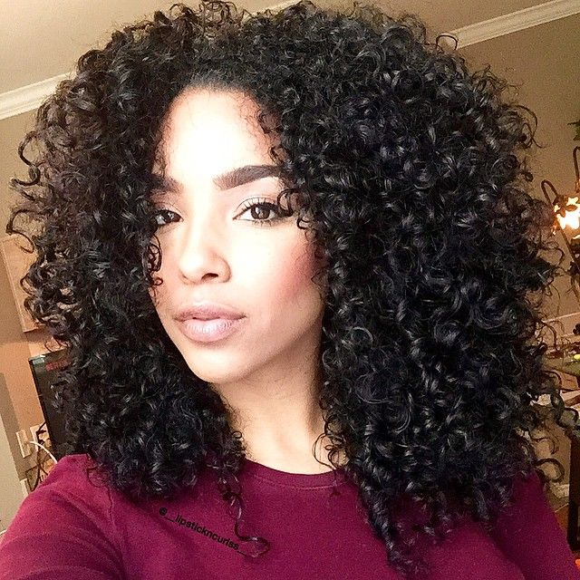 3B Curly Hairstyles 3B Curls …  Curlscolorcutes  Pinterest  Curly Natural And Hair Goals