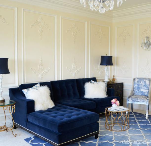 Blue Living Room Decor Blue Living Room Decor Blue Sofas Living