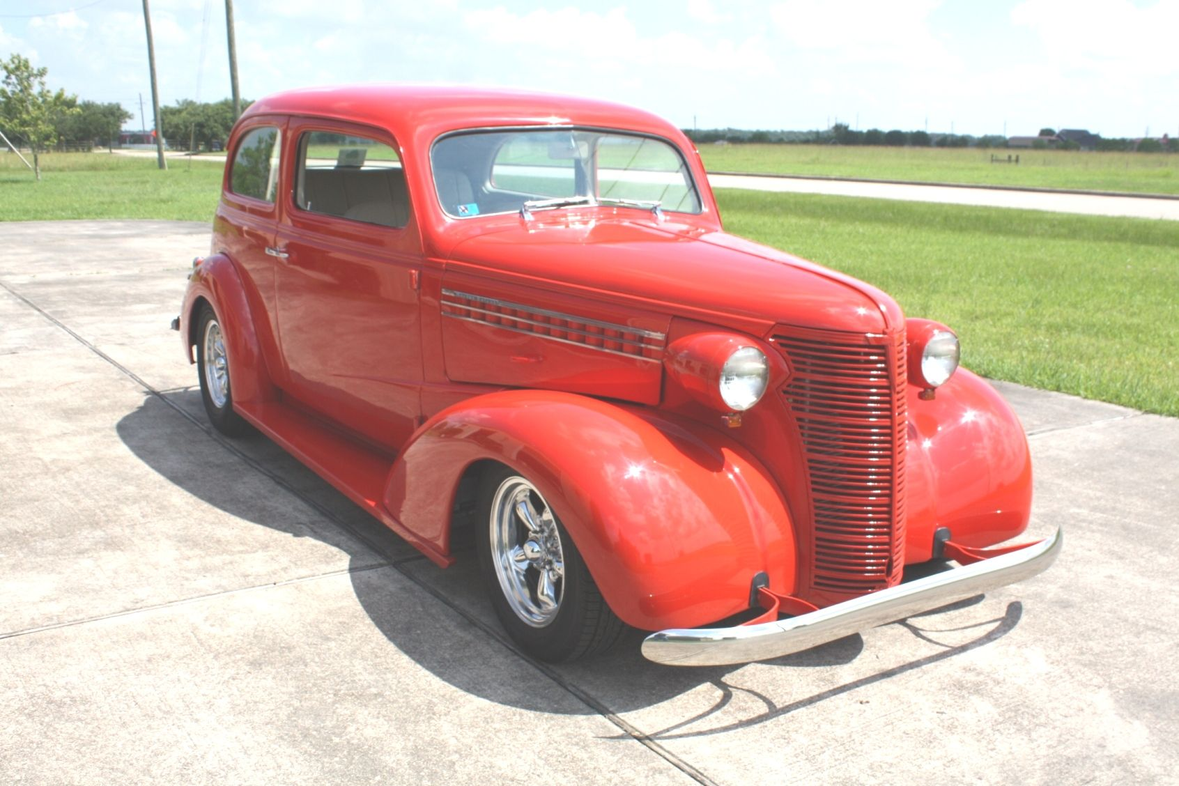 1938 Chevy Sedan Sell your Classic Car Muscle Car Rat Rod