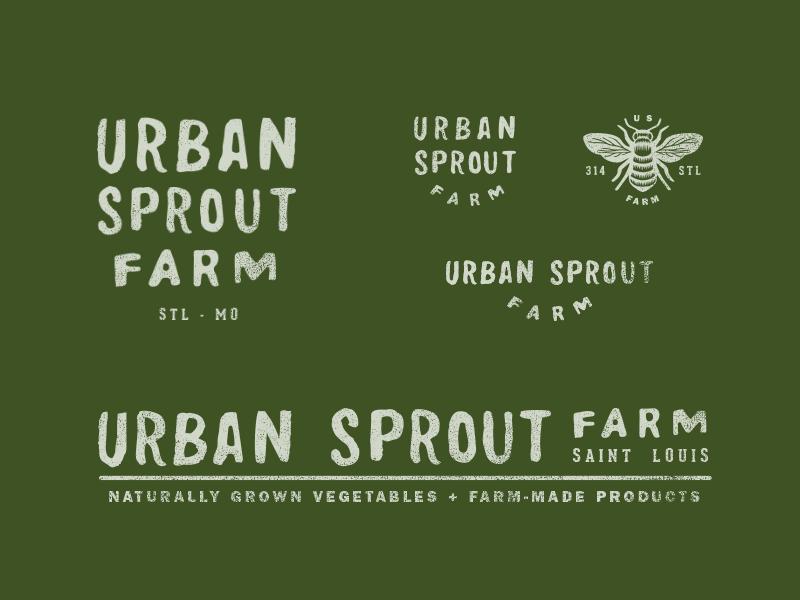 Usf Moar Farmers Market Logo Logo Branding Identity Branding Design Logo