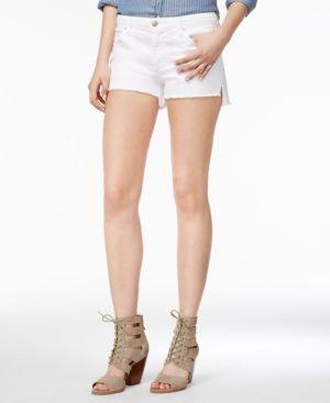 Joe's Jeans The Ozzie Shorts - White 30