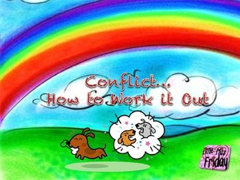 Empower your students to understand the ways conflicts begin and what steps are needed towards reaching resolutions. In this conflict management guidance lesson, school counselors can expect that their students will be able to define the components of conflict and use strategies to calm down.