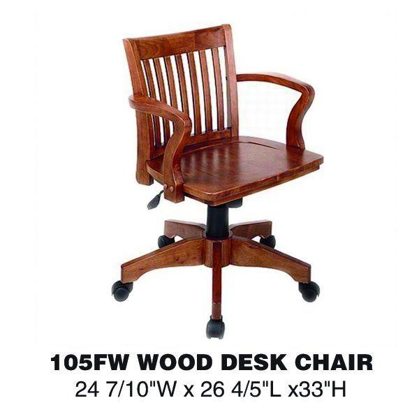 resultado de imagen de sillas de escritorio de madera con ruedas