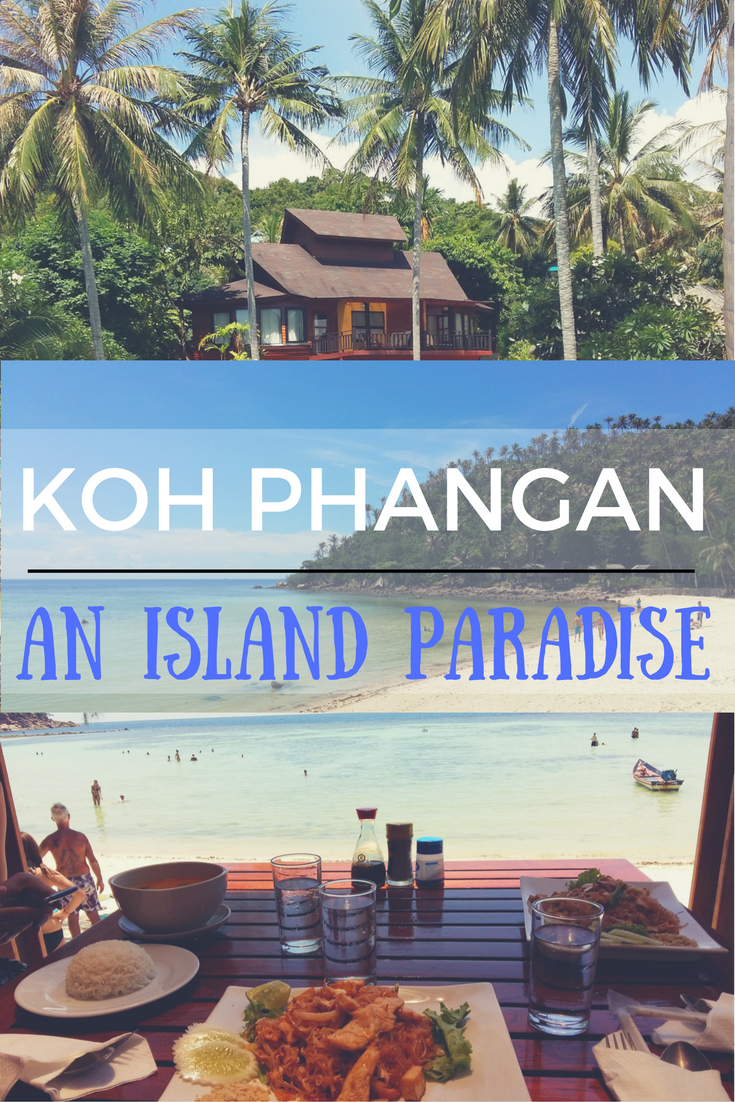 Koh Phangan: a piece of Thailand paradise waiting to be explored!