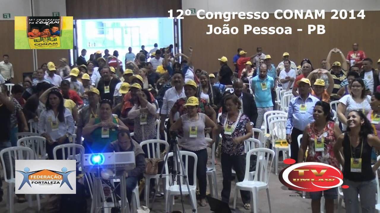 12ª Congresso da CONAM - compacto