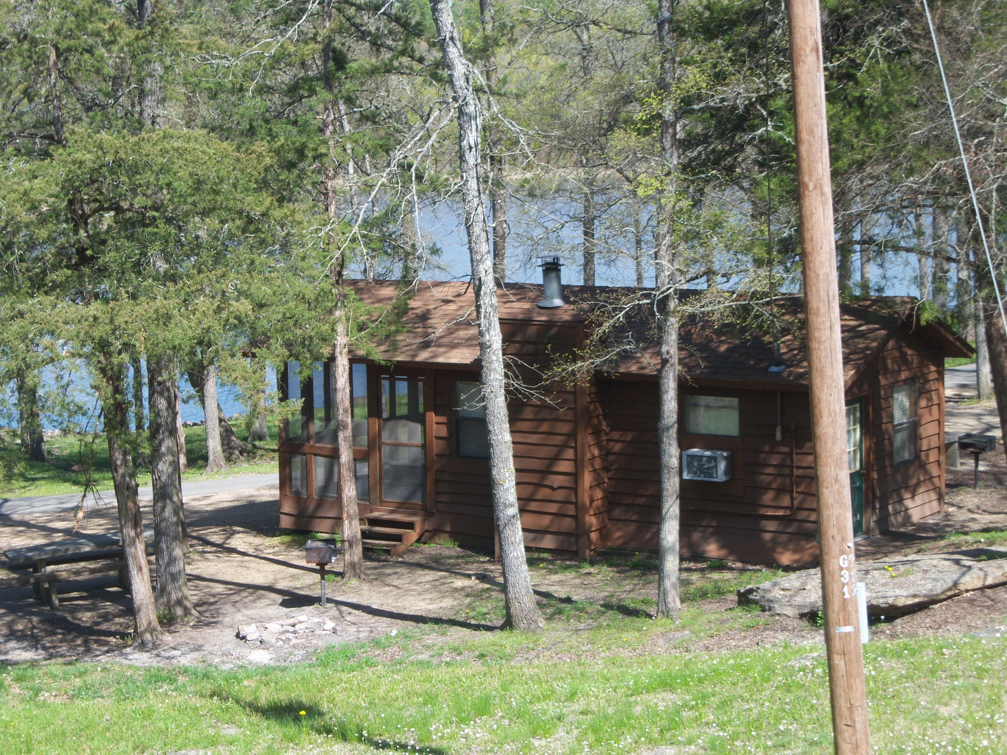 park cabin lakemurrayridingstables state cabins rentals chickasaw amenities attractions lake stables country riding murray family