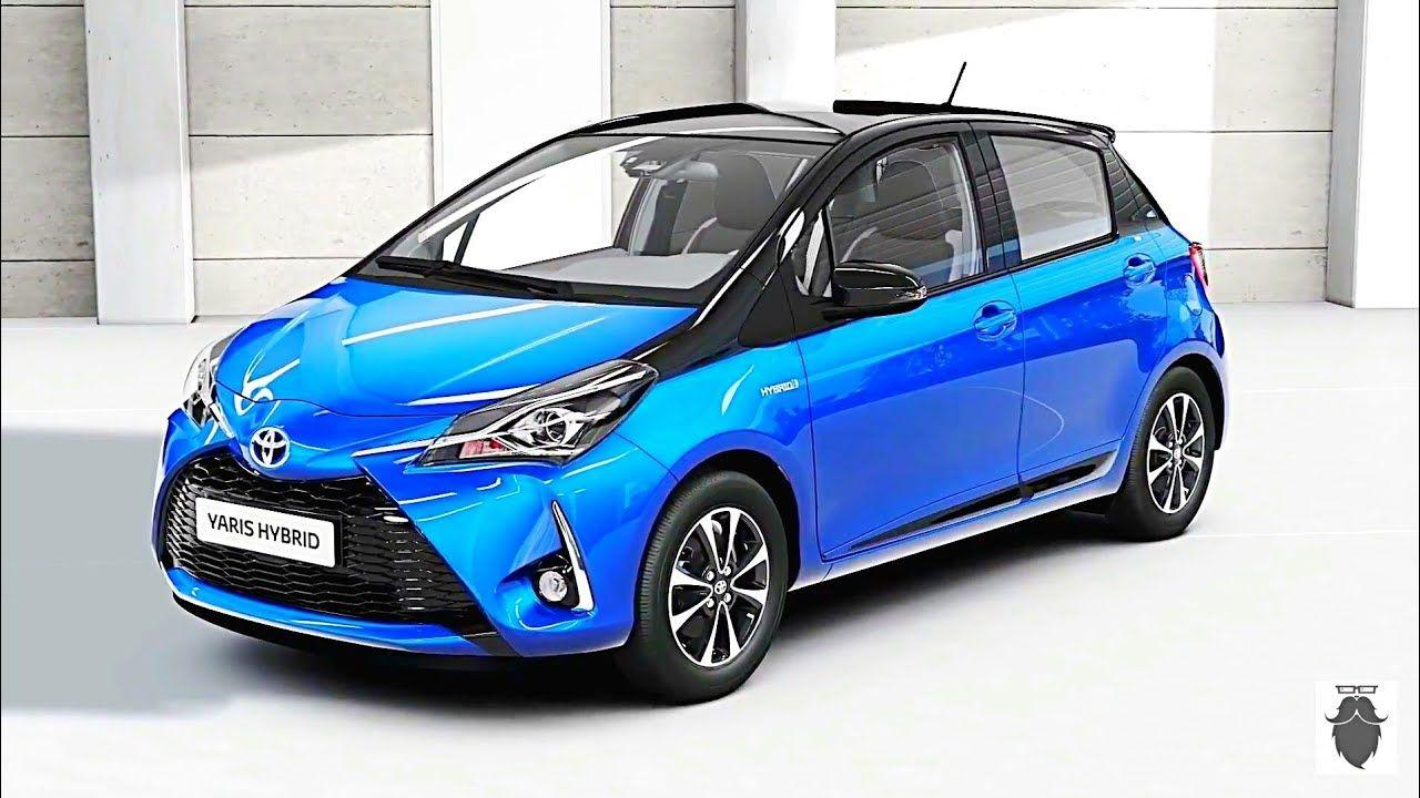 Toyota Yaris 2018 Accessories
