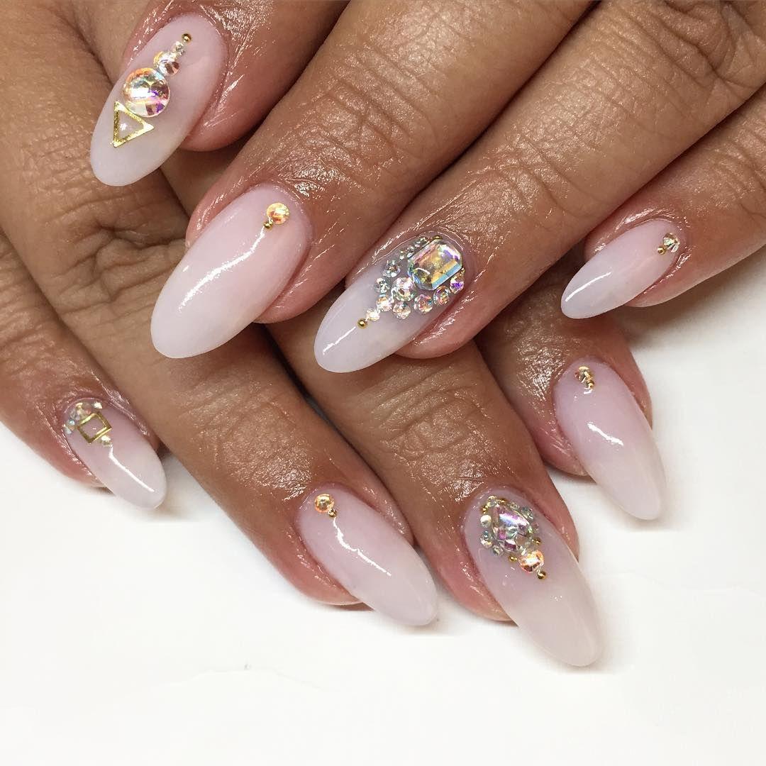 Pin by kate on nails | Pinterest | Pink acrylic nails, Pink acrylics ...