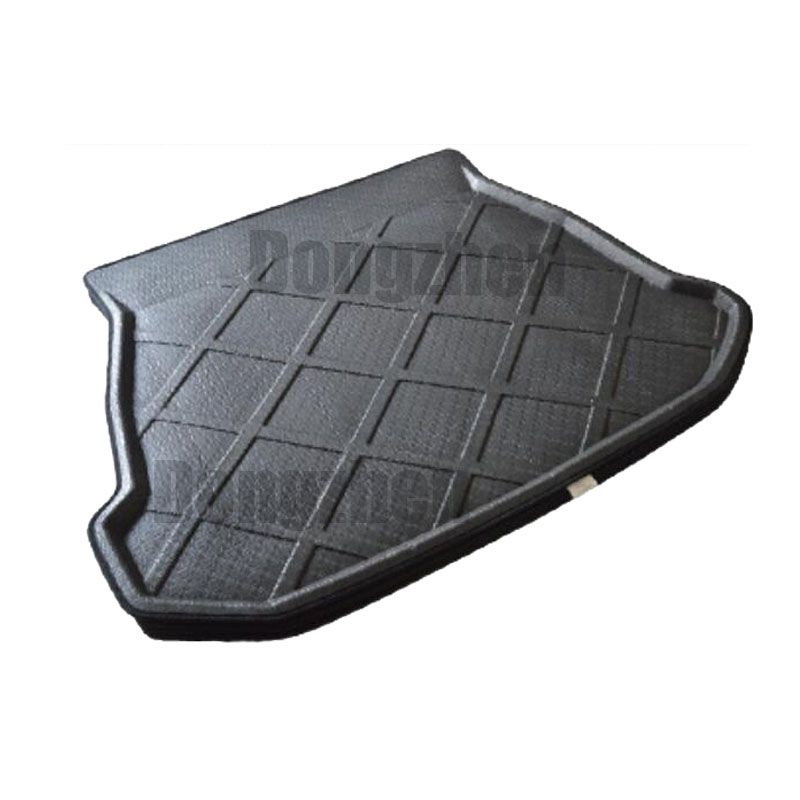 Car Auto Rear Trunk Mat Boot Liner Cargo Floor Mat Tray Sticker Dog Pet Cover Fit For Volvo S60 2009 2016 Car Boot Liners Car Accessories Interior Accessories