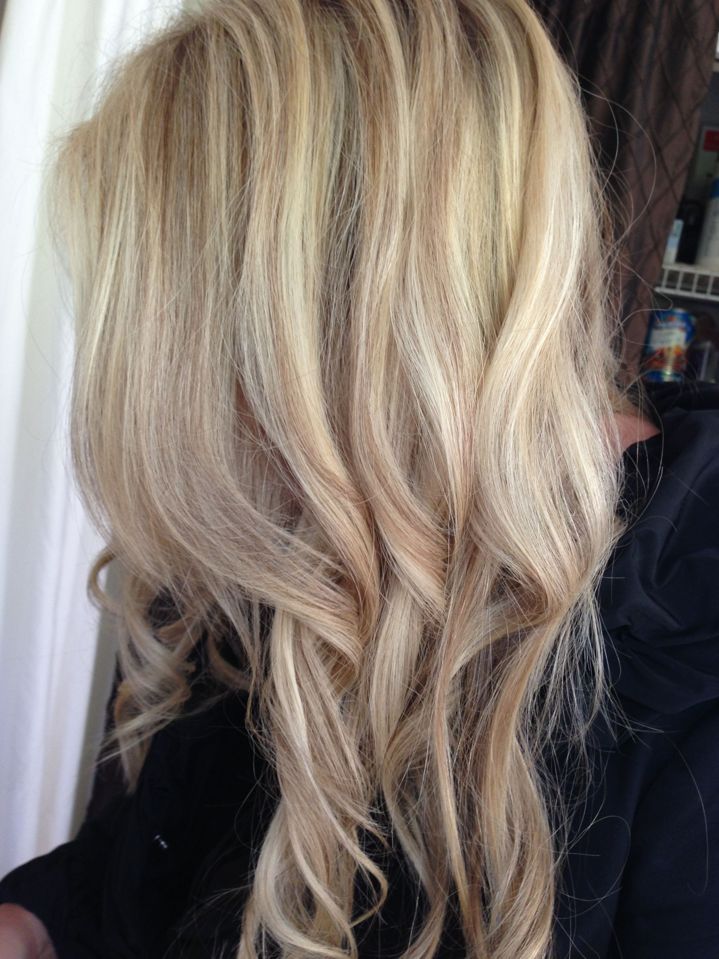 Blonde specialist Foil highlights by Jama Be e Hair Salon