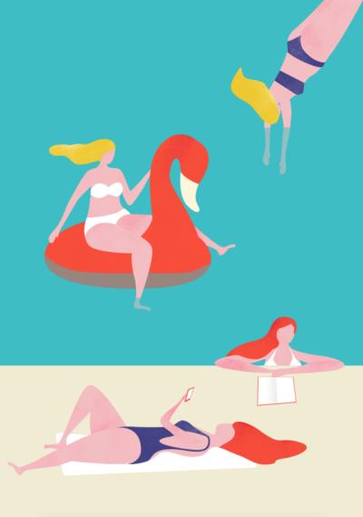 Edição de verão a banhos - parte 3  🐳💛⛱