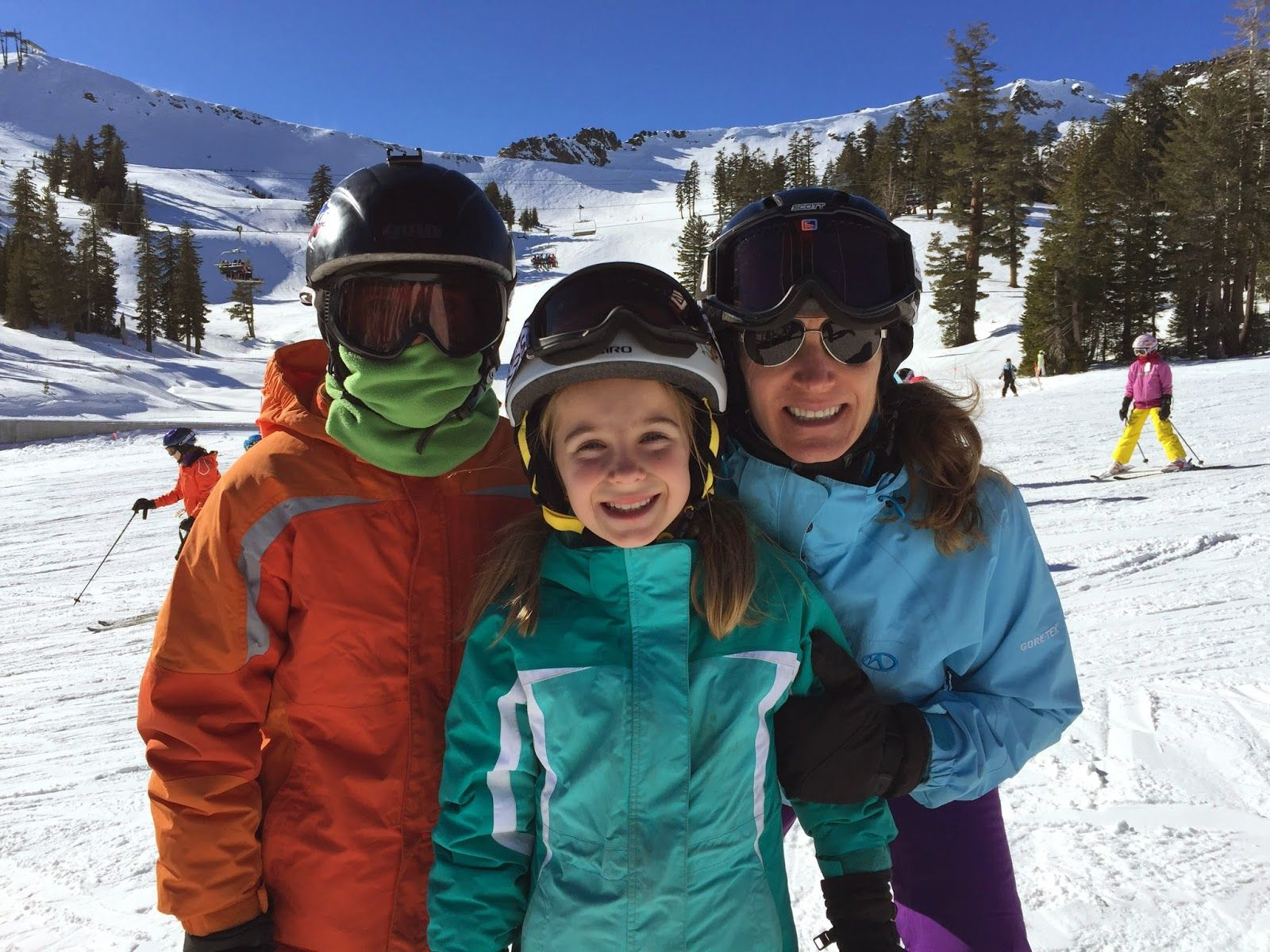 Starting off 2015 with Huge Smiles, Great Attitude, High Altitude, Mountain Style with Family & Friends Outside. Cheers to a great year ahead friends! #SquawValleySkiResort #California