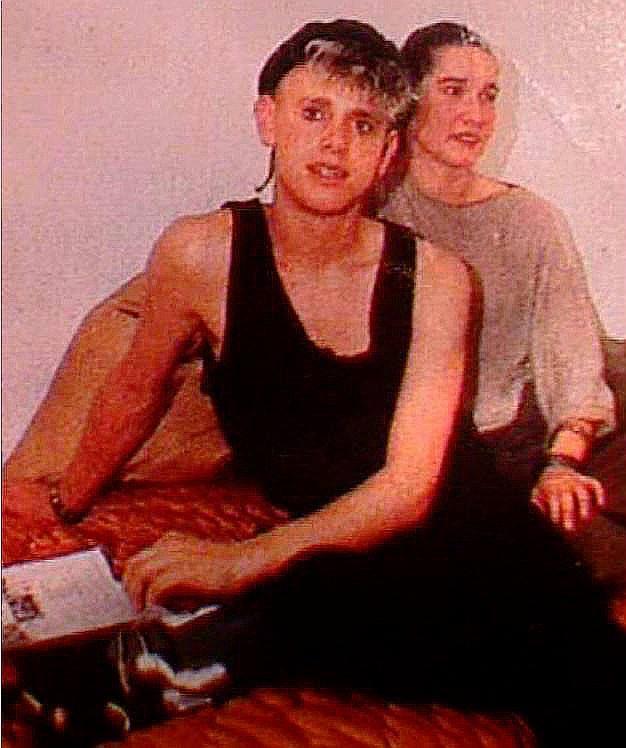 Martin e Christine